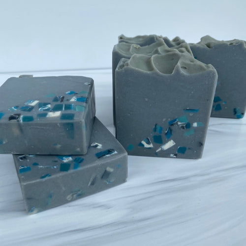 Midnight Waters Handmade Soap