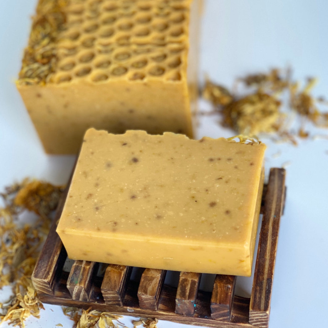 Honeycomb Handmade Soap