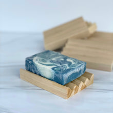 Load image into Gallery viewer, Wood Soap Dish