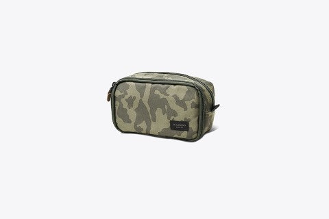 Diamond - Camo Toiletry Bag