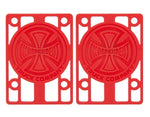 Independent - Riser Pads (Pack of 2) Red