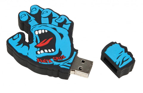 Santa Cruz - Screaming Hand Memory Stick