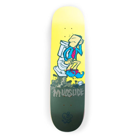 The Friend Ship - Mud Slide 'Slick' Deck 8.375