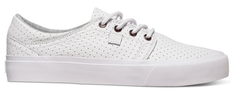 DC Shoes - Trase LX Shoes White