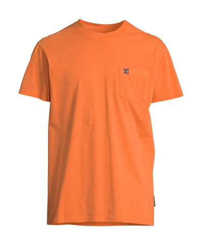 DC Shoes - Dyed T-Shirt Orange