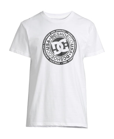 DC Shoes - Circle T-Shirt Ecru