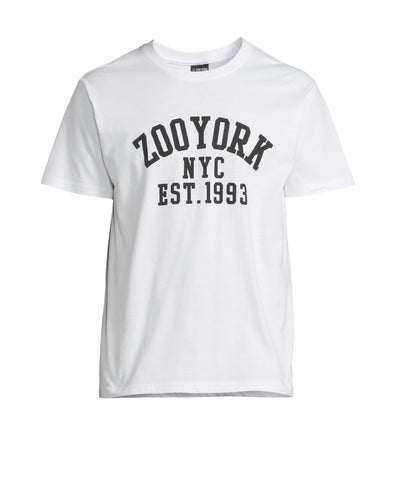 Zoo York - Branch Arch T-Shirt White