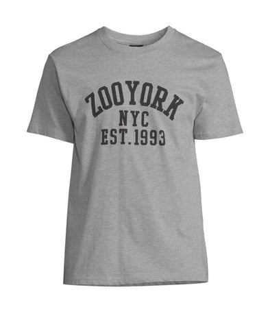 Zoo York - Branch Arch T-Shirt Grey