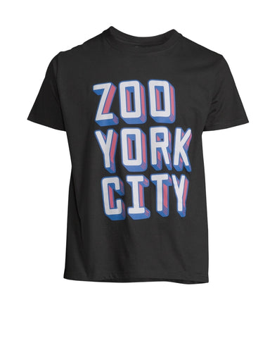 Zoo York - ZY City T-Shirt Black