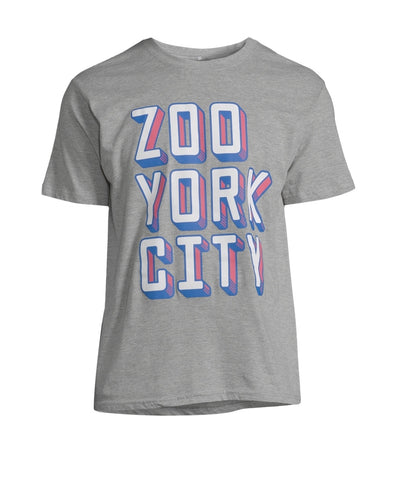 Zoo York - ZY City T-Shirt Grey