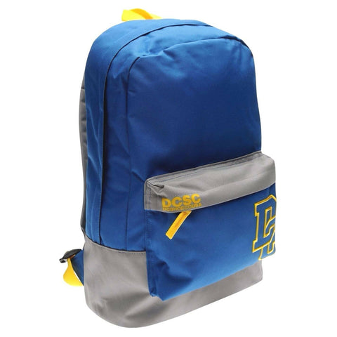 DC Shoes - Rucksack Backpack Blue/Yellow