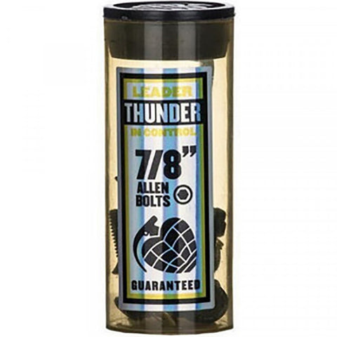 Thunder - Bolts Allen Black/Gold 7/8