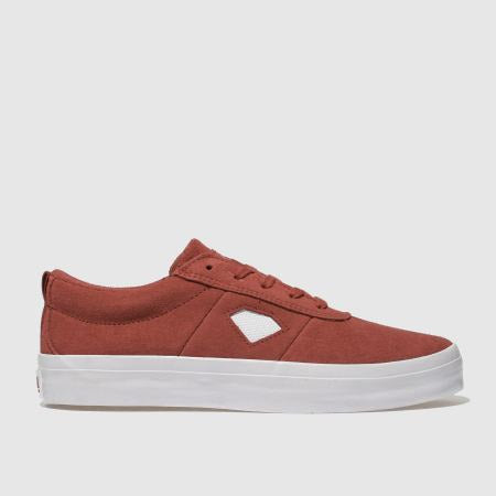 Diamond - Icon Red Suede