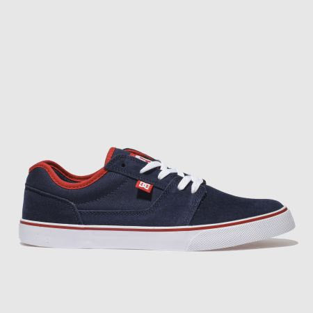 DC Shoes - Tonik Navy/Red