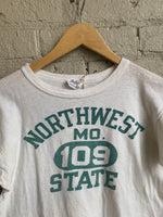 1950s Northwest State T-Shirt - Shop Cat And Cobra