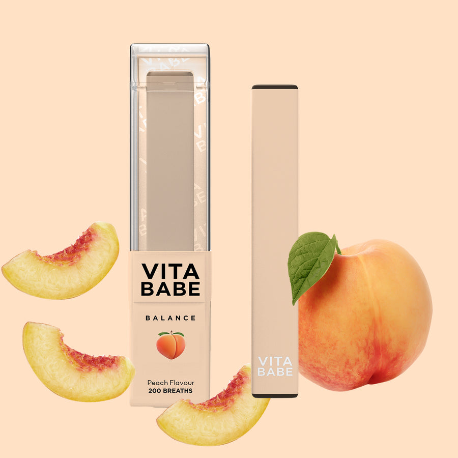 Vitamin Babe - Peach