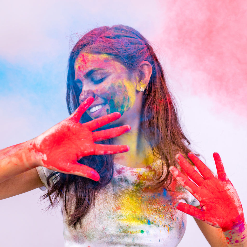 Holi Skin Care and Safety Tips