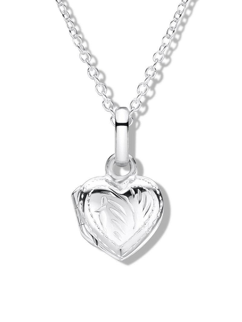 JO FOR GIRLS HEART LOCKET CP34 - Robert Openshaw Fine Jewellery