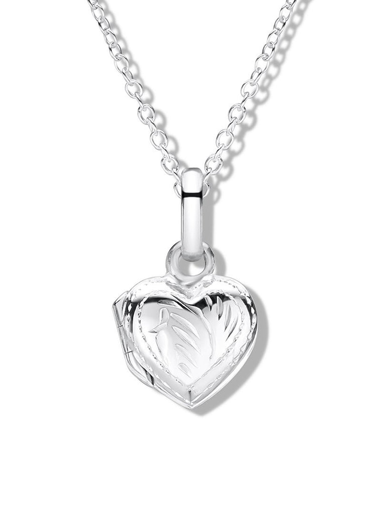 JO FOR GIRLS HEART LOCKET CP34