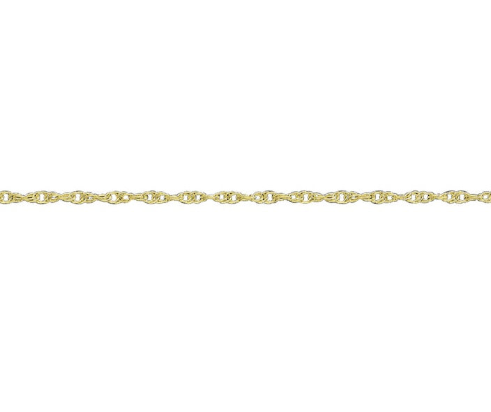 9ct Yellow Gold 22