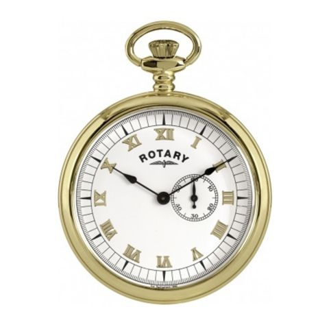 ROTARY MENS POCKET MP00731/01 - Robert Openshaw Fine Jewellery
