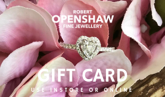 £250 Gift Card - Robert Openshaw Fine Jewellery