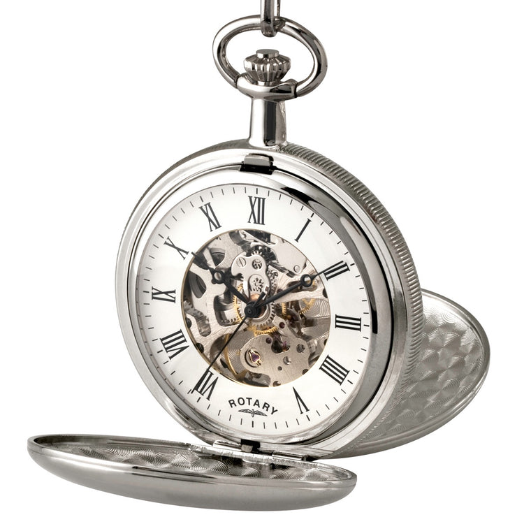 Rotary Mens Pocket Watch MP00726/01