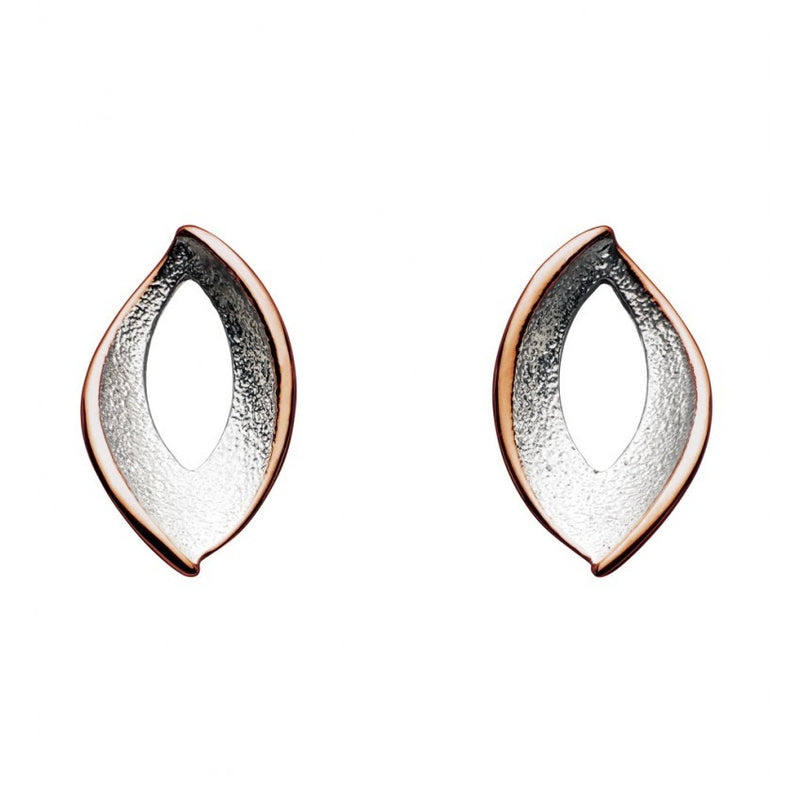 KIT HEATH STARDUST SILVER EARRINGS 41321RG014 - Robert Openshaw Fine Jewellery