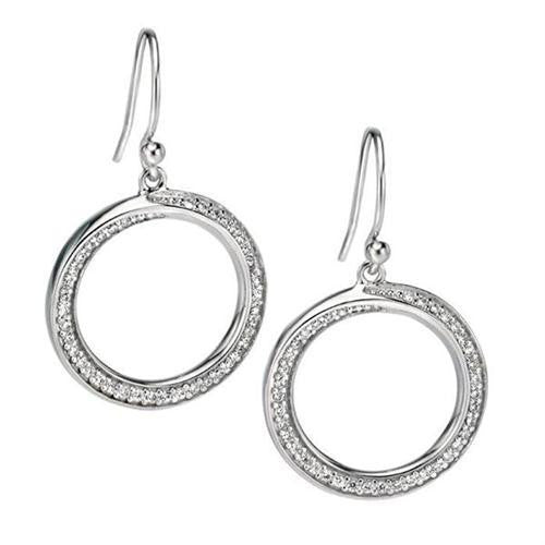 FIORELLI CZ SET EARRINGS E4859C - Robert Openshaw Fine Jewellery