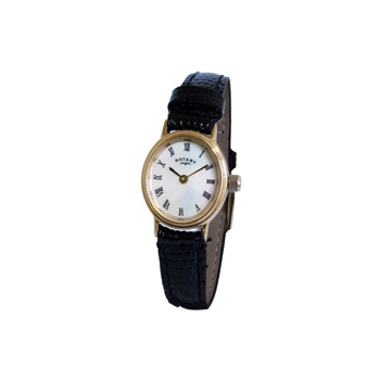 ROTARY LADIES STRAP WATCH LSI00471/07