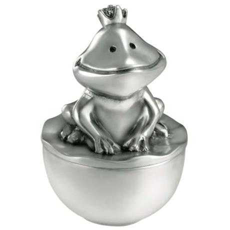 ROYAL SELANGOR FROG KING TOOTHBOX 016528R - Robert Openshaw Fine Jewellery