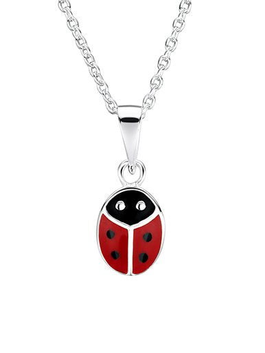 Jo for Girls Ladybird Pendant CP56