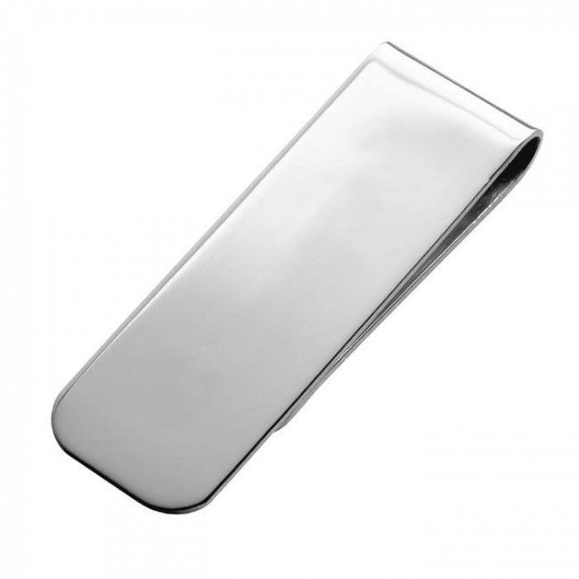 CARRS SILVER MONEY CLIP CLIP/A/S-SS - Robert Openshaw Fine Jewellery
