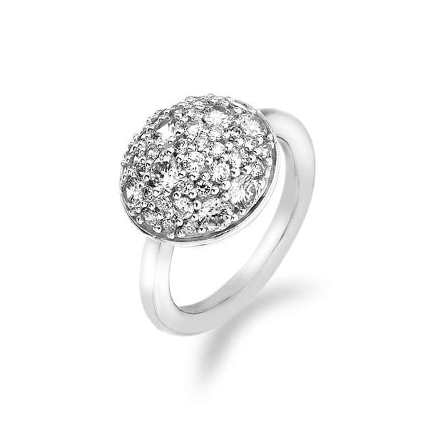 Hot Diamonds Bouquet Ring ER011