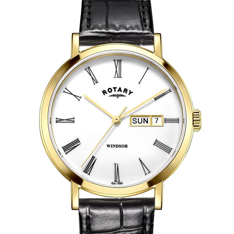 Rotary Gents Strap Watch GS05303/01