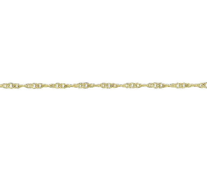 9ct Yellow Gold 16