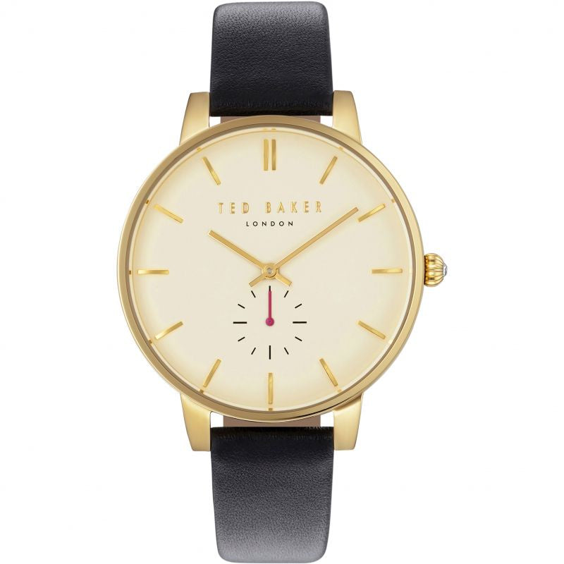 Ted Baker Ladies Gold Case Watch TE10031536