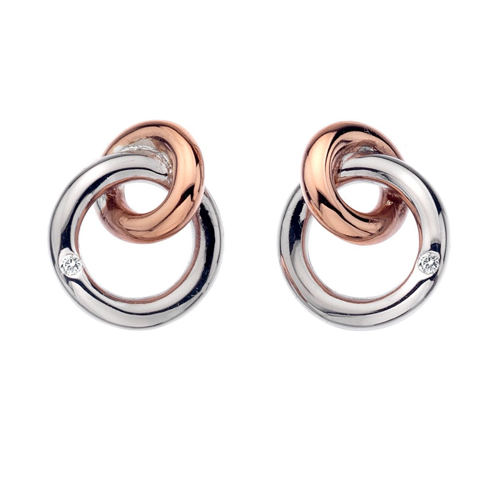 Hot Diamonds Eternal Earrings DE309