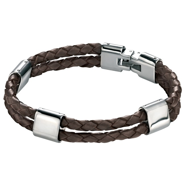 Fred Bennett Leather Bracelet B3671