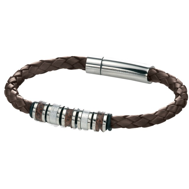 Fred Bennett Leather Bracelet B4209