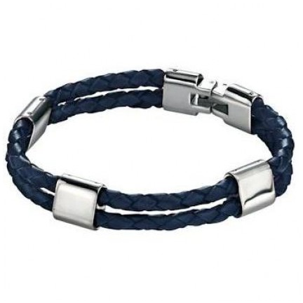 Fred Bennett Leather Bracelet B3671 - Robert Openshaw Fine Jewellery