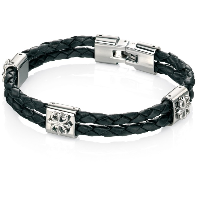 Fred Bennett Leather Bracelet B4371