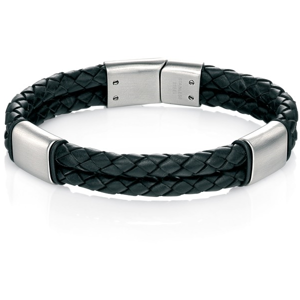 Fred Bennett Leather Bracelet B4373