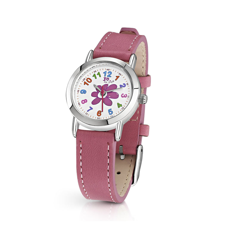 JO FOR GIRLS FLOWER WATCH 30M JW007