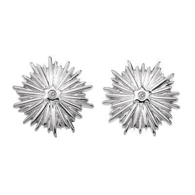 Hot Diamonds Silver Winter Wonderland Earrings DE313