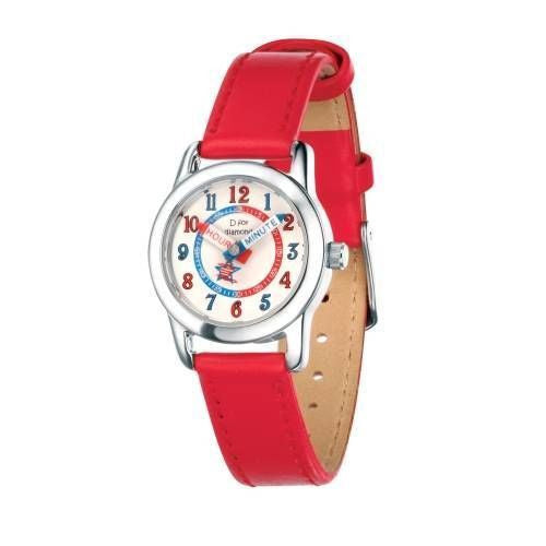 D for DIAMOND RED BOYS WATCH Z786