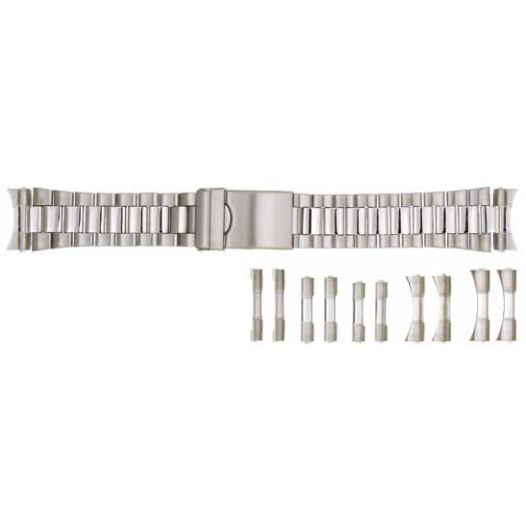 DARLENA 22MM STAINLESS STEEL WATCH STRAP 30201