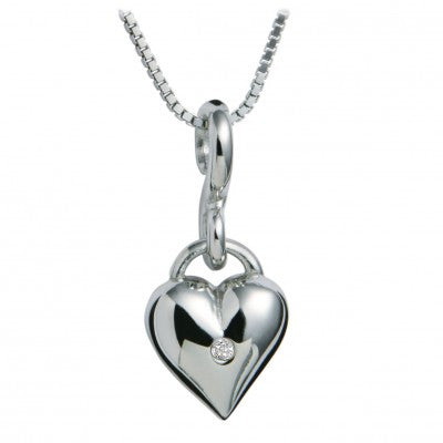 Hot Diamonds Lovestruck Heart DP117 - Robert Openshaw Fine Jewellery