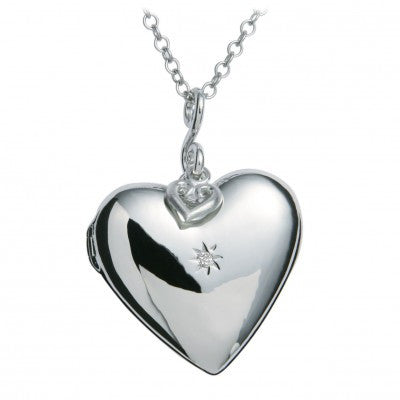Hot Diamonds Starry Heart DP132 - Robert Openshaw Fine Jewellery