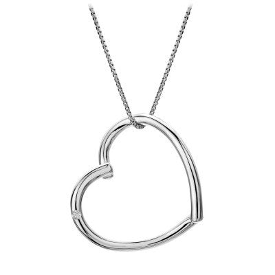 Hot Diamonds Maxi Heart DP213 - Robert Openshaw Fine Jewellery